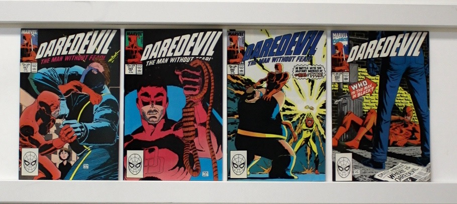 Daredevil     Lot Of 52 Comics - 21187