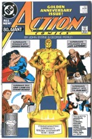 Action  80 Page Giant  Golden Anniversary Issue - Primary