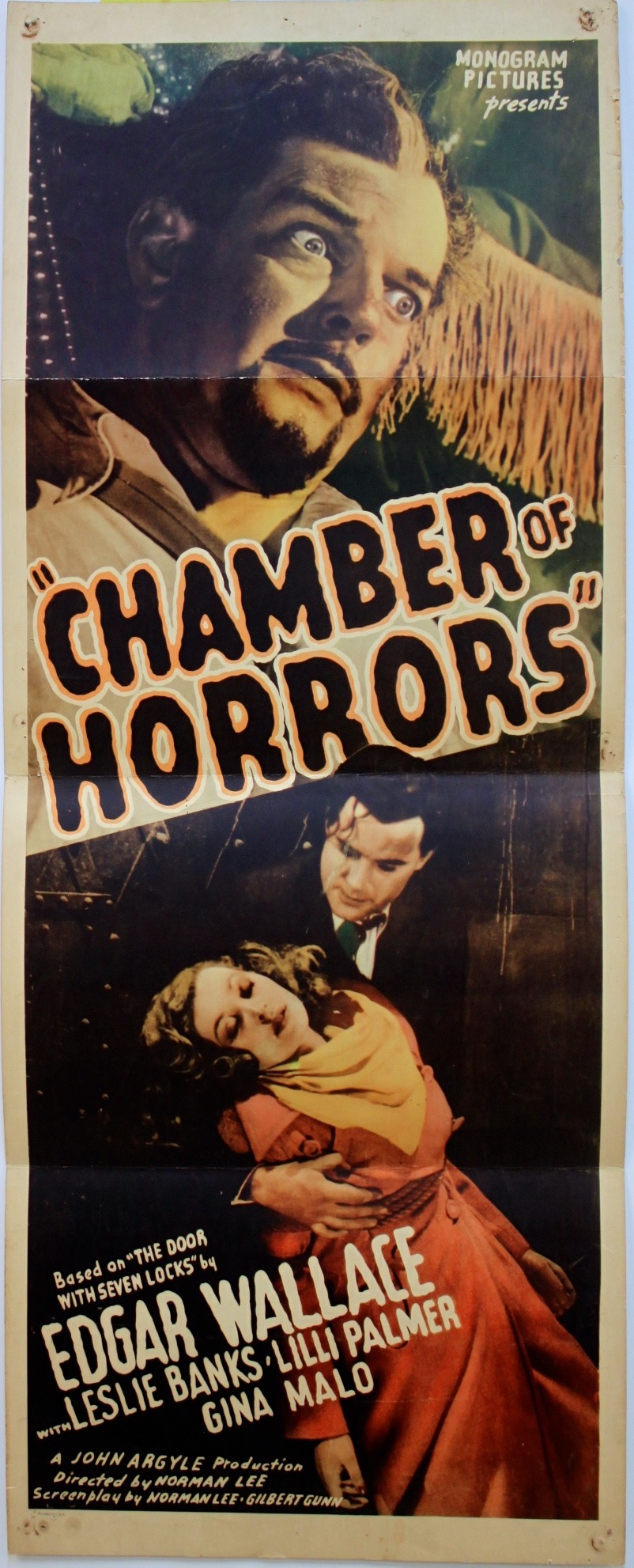 Chamber Of Horrors   1940 - Primary