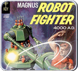 Magnus Robot Fighter